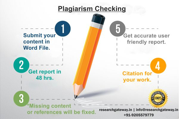 Plagiarism Detection and Removal